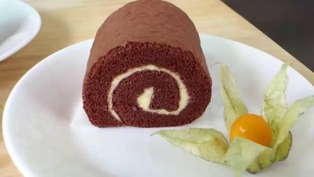 镜面蛋糕 自制蛋糕 戚风蛋糕 君之