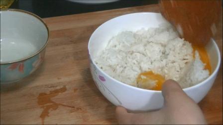 美食食谱: 手把手教你做鸡蛋蔬菜炒饭! 营养又美味, 家里人喜欢吃!
