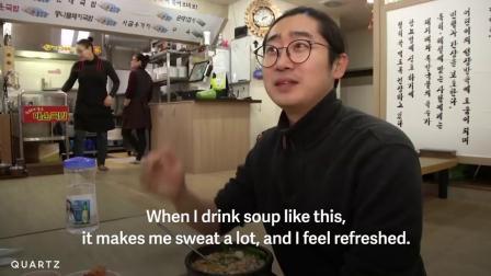 2018奥运会你吃的韩国菜 正宗地道泡菜店