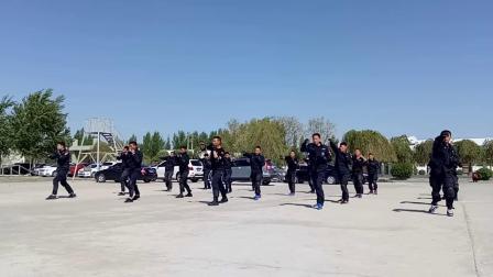 扎鲁特旗大队——格斗术