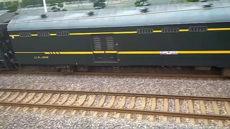 HXD3C牵引K743次