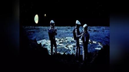 【电影世界】金宁石海明《2001太空漫游》:现代科幻电影技术的里程碑