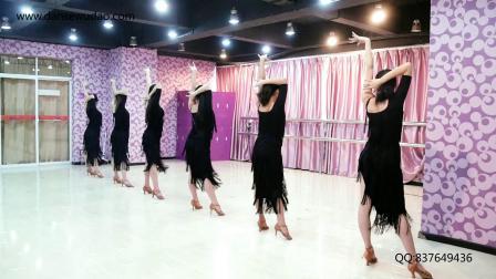 拉丁舞教学视频 拉丁舞视频 长沙树木岭附近专业学舞蹈的地方