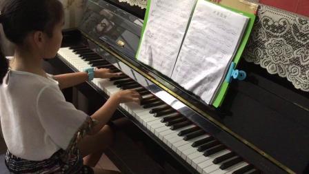 钢琴龚米琪-恭喜发财