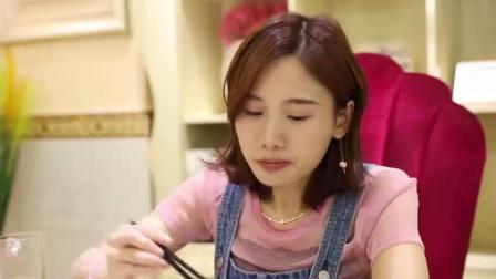 大胃王: 密子君吃两大碗大盘鸡, 好吃到停不下来!