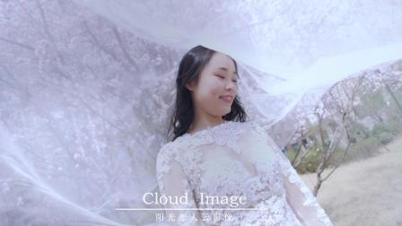 阳光恋人云影像