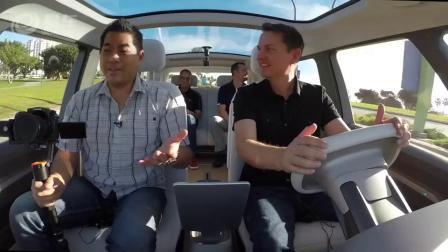 Volkswagen ID Buzz——大众全新电动概念车
