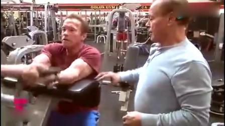 健身很可怕吗, 那你来看看这个69岁的小伙子, 施瓦辛格