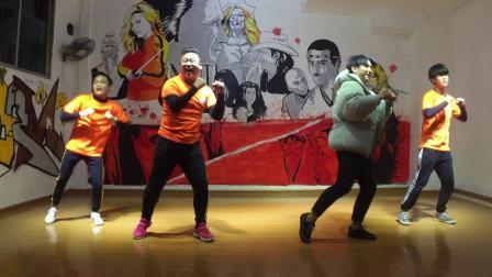 星星老师团队--幼儿舞蹈《葫芦娃》舞蹈展示!--2017.11.21保靖吾能舞街舞工作室