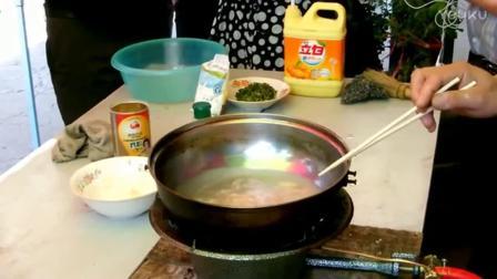 皮蛋瘦肉粥的做视频法_标清