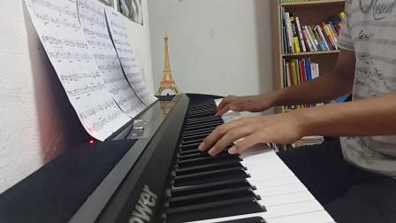超人迪加《人类的光》钢琴版 by肯德基大大