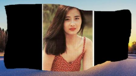 经典台湾言情片《风中百合》,23岁陈德容颜值巅峰清纯绝色