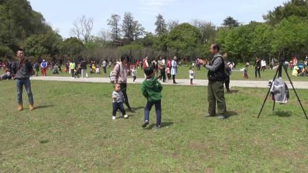 星期天上公园--桂林七星公园