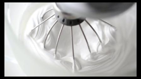 玫瑰蛋白糖霜脆饼