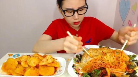 【韩国吃播】大胃王弗朗西斯卡吃播6篇_美食(1)