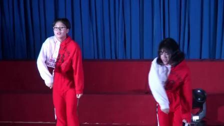 郎溪中学云舞飞扬第三季舞蹈大赛10街舞《good boy》