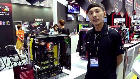 2018台北国际电脑展-芝奇(G.SKILL)AKMOD电脑改装