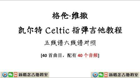 格伦·维撒-凯尔特Celtic指弹吉他22