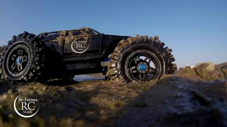 Traxxas SUMMiT- RC4WD MUD SLINGERS MONSTER SIZE