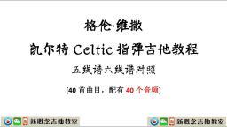格伦·维撒-凯尔特Celtic指弹吉他05