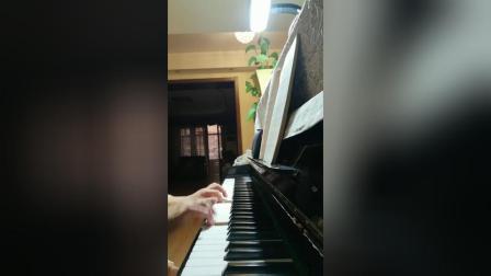 玲玲钢琴弹奏乐曲《1》