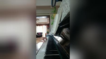 玲玲钢琴弹奏乐曲《2》