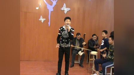 郑州刘杰作曲李红老师作词的豫剧戏歌《弘扬梨园神曲》
