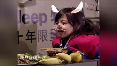 陈小春为什么那么喜欢小泡芙啊?应采儿抱不平:我儿子好可怜