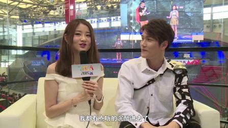 WCA采访:速7《再见》中文演唱歌手陈杰瑞新曲发布