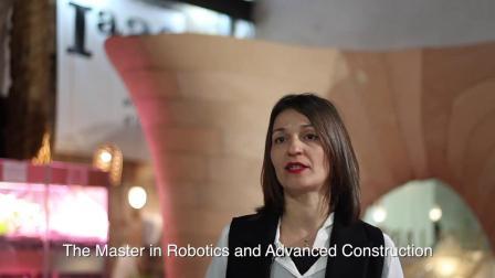 机器人与高级建筑硕士 - MRAC