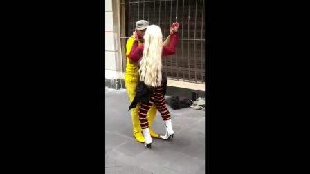 最强双人舞 不服不行 -音乐短片