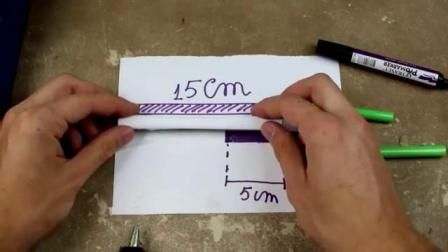 纸模DIY:制作一门可以发射各种子弹的大炮