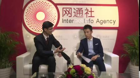 2017广州车展专访广汽新能源汽车有限公司销售本部规划营销部 陈顽