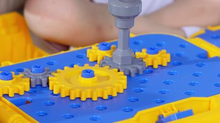 我要成为工程师--超级飞侠多多工具箱30秒