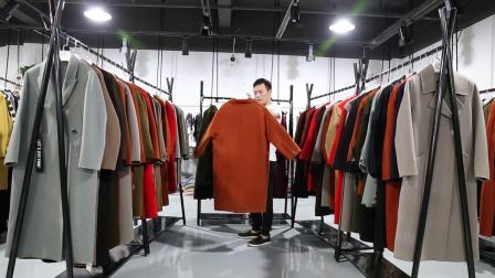 6.15《法诗蒂》香港品牌双面呢大衣,60件一份可挑款可走份