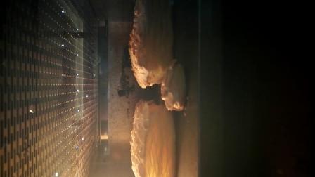 杏仁起酥面包的烘烤过程