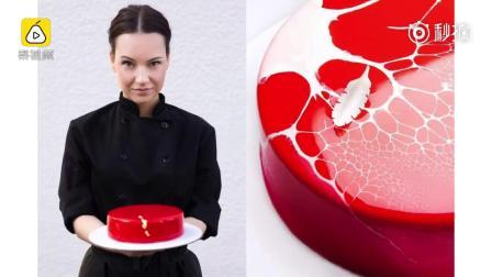 加拿大创意镜面蛋糕