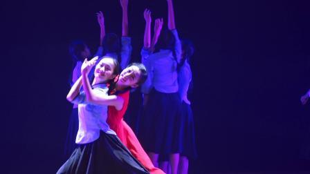"""广州市第三届""""羊城学校美育节""""舞蹈比赛中学组决赛 —— 《先烈路上》"""