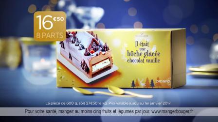 """""""魔法圣诞""""——法国圣诞木柴蛋糕"""