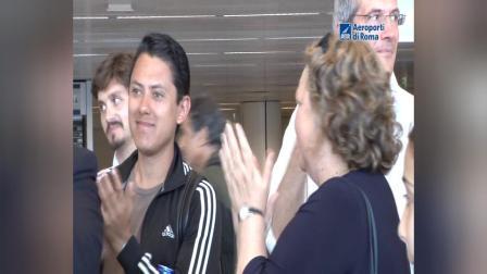 菲乌米奇诺机场: ANTONIO PAPPANO大师在T3航站楼的惊喜音乐会