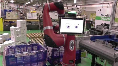 美国注塑公司Team 1 Plastics部署Sawyer智能协作机器人