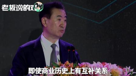 王健林:明年万达和苏宁将有大规模资本合作