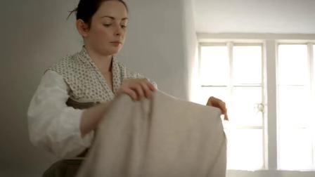 [K分享] 18世纪的妹子每天早上是怎么穿衣服的?