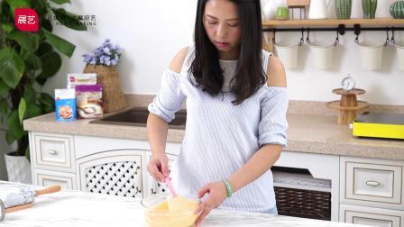 [烘焙配方] 华夫饼 │ 展艺烘焙