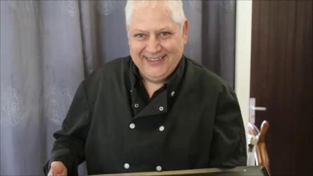 跟着大厨Joël学法餐系列-02奶油&巧克力泡芙