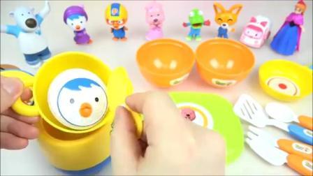 趣玩具小p优优厨房玩具电饭煲