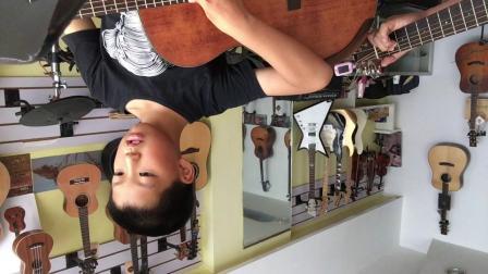 洋洋琴行吉他学员马绎清作业(罗曼斯)