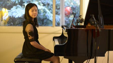 墨西哥电影《叶塞尼亚》主题曲 钢琴独奏 郑紫楹 Yesenia Piano Solo Lucinda Zheng