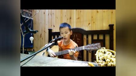 潘宣逸吉他弹唱祝你生日快乐