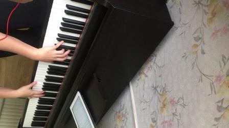 《带你去旅行》校长 钢琴视奏版